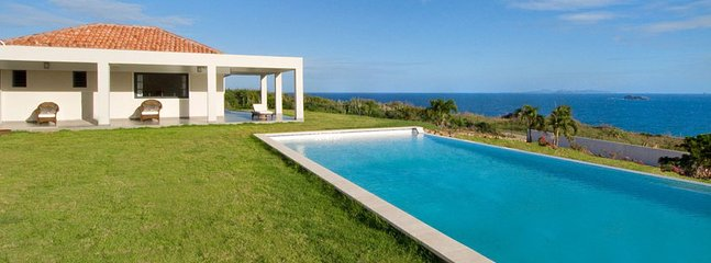 Villa Eden Rock 6 Bedroom SPECIAL OFFER - Dawn Beach vacation rentals