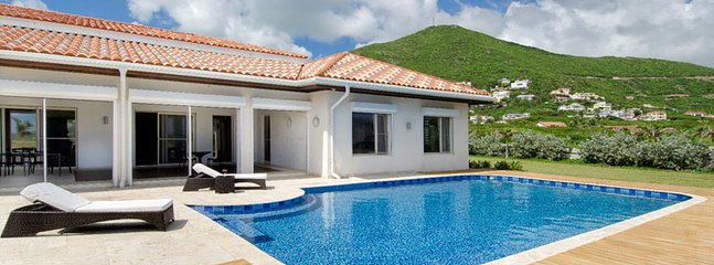 Villa Jupiter 5 Bedroom SPECIAL OFFER - Image 1 - Guana Bay - rentals
