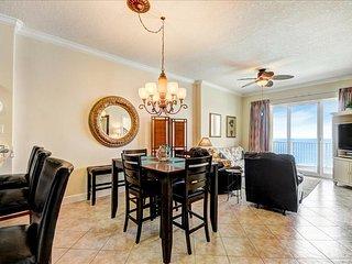 Ocean Villa 2302-2BR-PntHouse-AVAIL8/9-12-RealJOYFunPass*FREETripIns4NEWFallBkgs*BeachSVC - Panama City Beach vacation rentals
