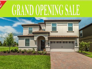 BRAND NEW Home 9BD/ChampionsGate, Pool+SPA,Disney - Davenport vacation rentals