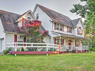 NEW! 5BR Effort House w/Beautiful Backyard! - Effort vacation rentals
