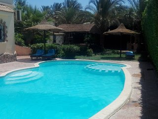 villa  with big  private pool big and garden - Hurghada vacation rentals