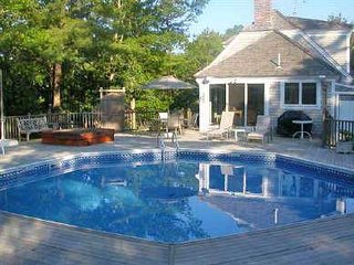 New Seabury-4 Bdm,2 Ba--Great Heated Pool - Mashpee vacation rentals