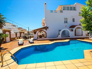 Amazing dream-house in Cunit, Costa Dorada, for up to 13 people! - Cunit vacation rentals