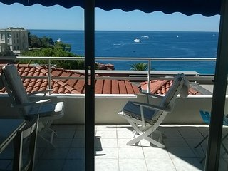 1 bedroom Condo with Internet Access in Roquebrune-Cap-Martin - Roquebrune-Cap-Martin vacation rentals