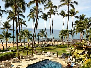 Ocean View Condo at the Mana Kai Maui -Great Beach - Kihei vacation rentals