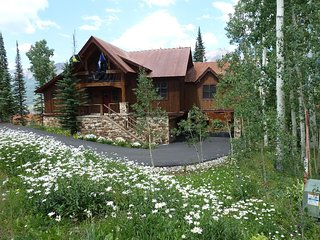 EUREKA! LUXURIOUS HOME,GREAT L0CATION,SKI ACCESS - Mountain Village vacation rentals