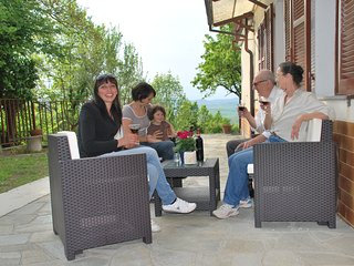 3 bedroom Bed and Breakfast with Parking in Ozzano Monferrato - Ozzano Monferrato vacation rentals
