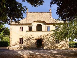 Historic Tuscan Villa on a Wine Estate in the Chianti Region  - Villa Carmina - Tavarnelle Val di Pesa vacation rentals