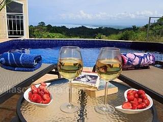 Casa del Sol-Fully A/C, Game Room, Ocean Views - Manuel Antonio National Park vacation rentals