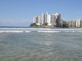 Apartamento Guaruja 230m2 na Praia com 4 Suites - Guaruja vacation rentals