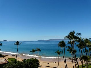Oceafront Views from Living Room + Bedroom! - Kihei vacation rentals