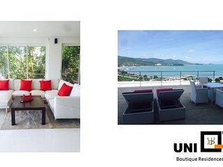 UniQue Sea View Duplex - Bophut vacation rentals