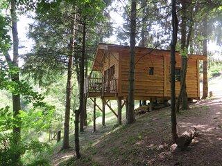 Cabane sur Pilotis. 4 mètres. Drôme des Collines - Saint-Donat-sur-l'Herbasse vacation rentals