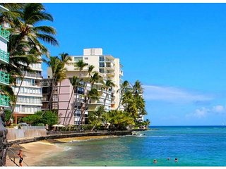 OCEAN FRONT/'Gold Coast' Beachfront /Awesome Ocean - Honolulu vacation rentals