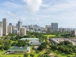 Ocean View/Studio/Queen Bed/Kitchenette/Wifi - Honolulu vacation rentals