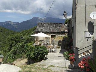 Maison de hameau à louer en Haute Corse - Castello-di-Rostino vacation rentals