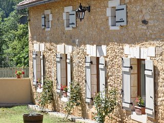La Cote de Cor - Beautifully restored farm house - Saint-Avit-Senieur vacation rentals