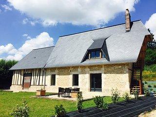 LE HÊTREY Maison d'Hôtes en Normandie (27) - Toutainville vacation rentals