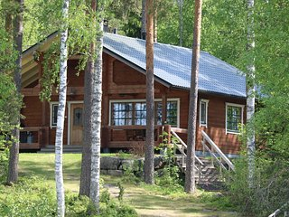 Tiilikka lakeshore cottage in Finland - Kangasniemi vacation rentals