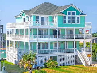 Bright 6 bedroom Rodanthe House with Internet Access - Rodanthe vacation rentals