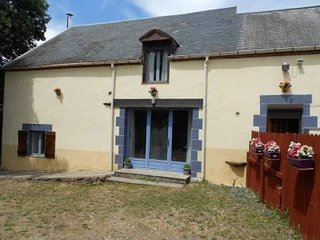 Nice Gite with Internet Access and Satellite Or Cable TV - Saint-Marien vacation rentals