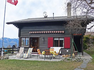 4 bedroom Villa in Veysonnaz, Valais, Switzerland : ref 2296923 - Veysonnaz vacation rentals