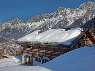 Chalet Passo - Les Houches vacation rentals