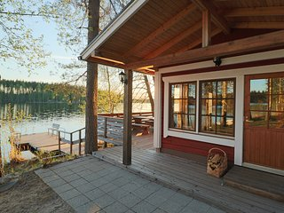 Lakeside cottage Saparoniemi - Kangasniemi vacation rentals