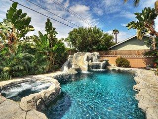Happy Daze!** Water Slide!** Pool** Game Room** - Anaheim vacation rentals