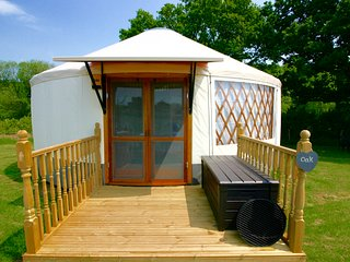 2 bedroom Yurt with Washing Machine in East Hoathly - East Hoathly vacation rentals