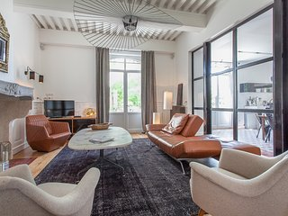 Maison d'hôtes TANDEM - Maison Design au coeur de Cluny - Cluny vacation rentals