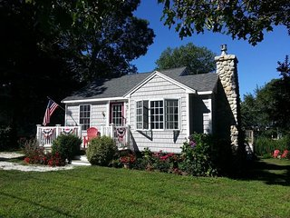 Compass Rose Cottage at West Island - Fairhaven vacation rentals