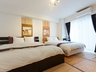 Newly built 1 br aprtmt in Shibuya - Shibuya vacation rentals