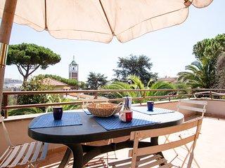 Monteverde Roof Terrace Apartment - Rome vacation rentals