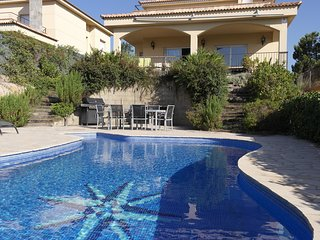Luxury villa Estrella del Mar with fantastic view! - Lloret de Mar vacation rentals