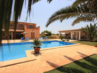 Pool-Finca Cecilia - Campos vacation rentals