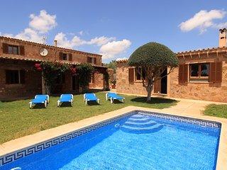 Pool-Finca Coloma - Sa Rapita vacation rentals