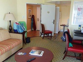 2 bedroom OCEAN FRONT Condo (7/16/17 to 7/23/17) - Virginia Beach vacation rentals