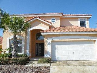 Solana 6Br/5.5Bt Villa with Pool, Games - Orlando vacation rentals