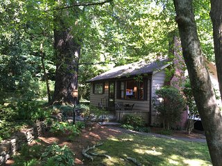 Lovely Cottage on Tryon's Best In-Town Street - Tryon vacation rentals