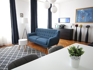 1 bedroom Apartment with Internet Access in Ljubljana - Ljubljana vacation rentals