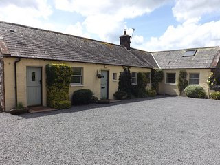 Luxury 3 bed converted Coach House with hot tub - Moniaive vacation rentals