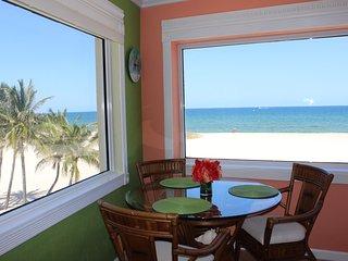 Beach Front Vacation Condo 1 bedroom 11/2 bath - Pompano Beach vacation rentals