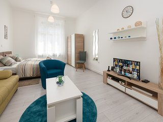 Time Off, new, center, free parking, top location - Zagreb vacation rentals