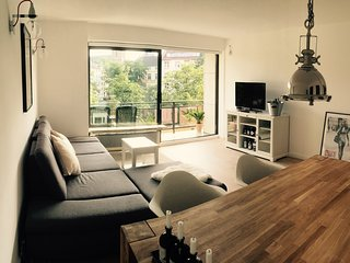 Spacious luxury flat with 2 balconies for 2-6 ppl - Düsseldorf vacation rentals