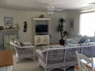 Comfortable Condo with Internet Access and A/C - Brigantine vacation rentals