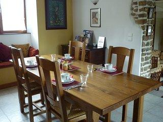 La Thiaumerie, B&B/Chambres d'hotes - Tessy-sur-Vire vacation rentals