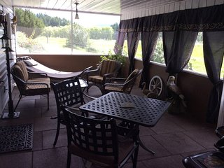 Red Wing Acres Farm House Lower Suite - Enderby vacation rentals