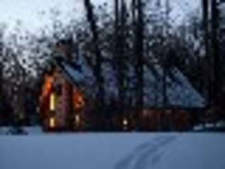 Contemporary Log Home - Little Creek Cabin - Dover vacation rentals